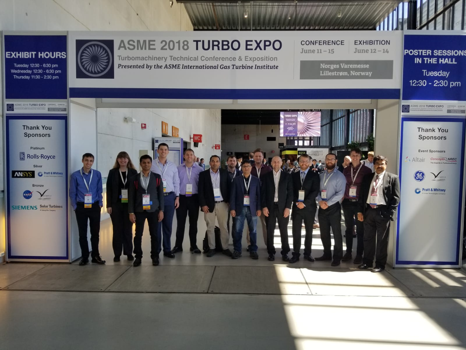 Presentation] ASME Turbomachinery Technical Conference and