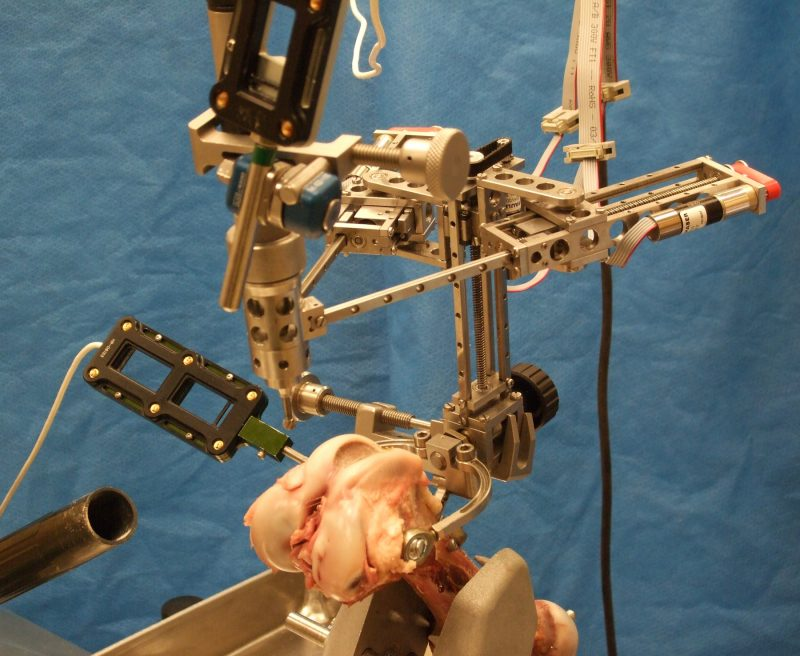 Interventional Robotics Lab