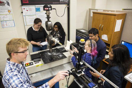 Graduation 2017 German International School Chicago: UCF Department Of Mechanical And Aerospace